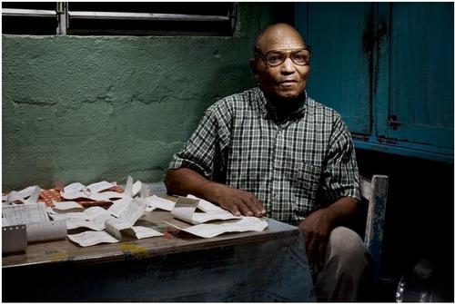 Жизнь простых людей глазами фотографа Рида Янга
