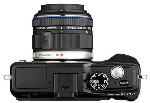 Фотоаппарат Olympus E-PL2