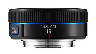 16mm NX Lens