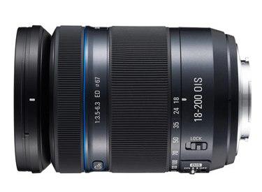 18-200mm NX Lens