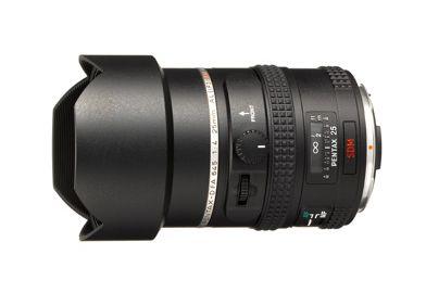 Pentax smc DFA 645 25 mm