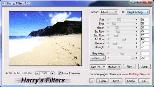 Harrys Filters 4 - много бесплатных фтоэффектов