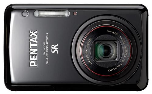 Pentax Optio S1 - для начинающих фотографов