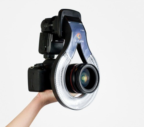 Ring flash adapter – кольцевой адаптер для вспышки