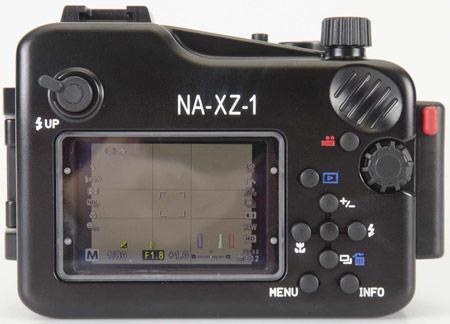 Подводный бокс Nauticam NA-XZ1