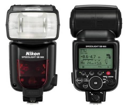 Интеллектуальная вспышка Nikon-sb900