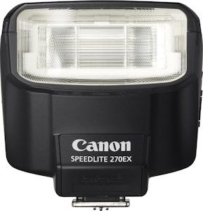 Компактная фотовспышка Canon Speedlite 270EX