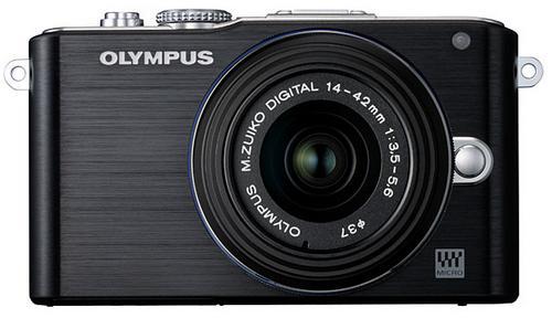 Olympus Pen E-Lite PL3