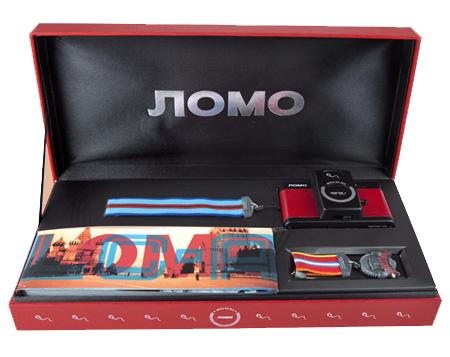 Фотоаппарат Lomo LC-A+ Russia Day Edition
