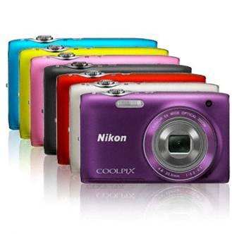 Вот таким многообразием цветов радует нас Nikon.