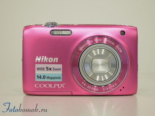 Nikon S3100
