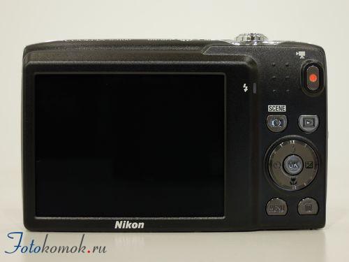 Обзор фотоаппарата Nikon S3100
