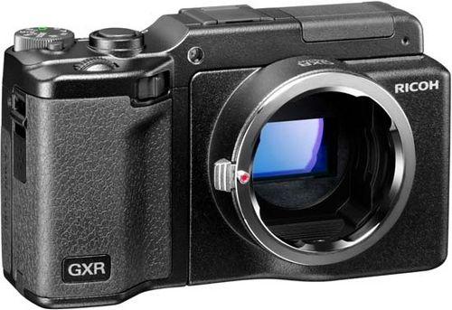 Ricoh GXR A12 Leica M