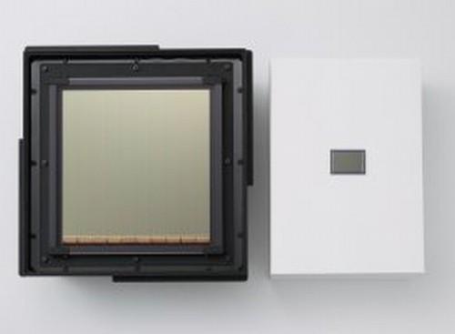 Сверхбольшая CMOS матрица Canon