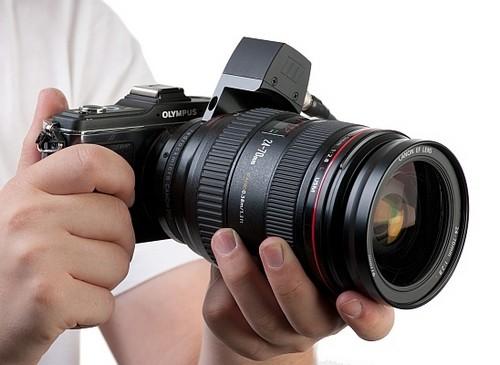 активный адаптер LiveLens MFT Active Lens Mount