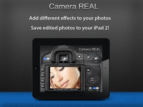 Camera PRO real