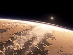 Путешествие по Марсу