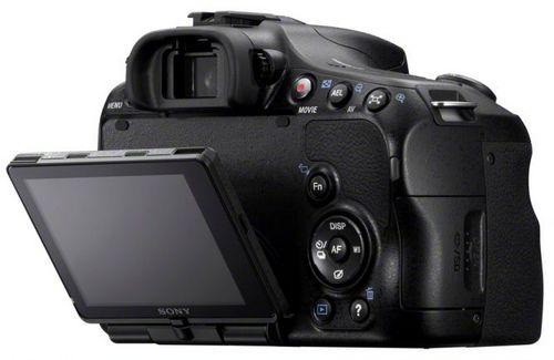 Sony Alpha SLT-A65V