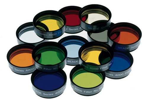 Цветные светофильтры