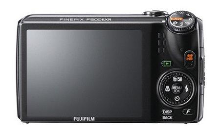 Обзор фотокамеры FujiFilm F500EXR