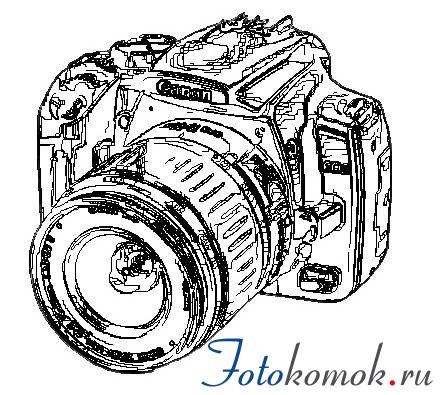 Преобразование фотографии в графический рисунок
