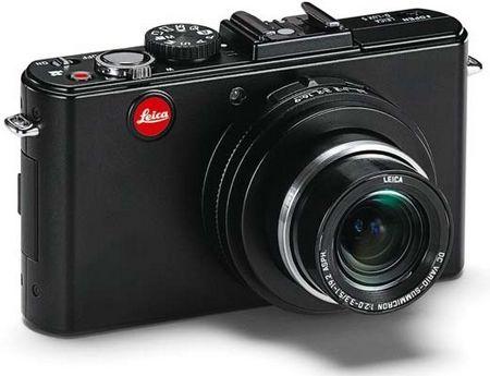 Обновление прошивки для Leica D-Lux 5