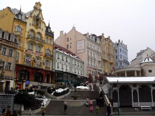 Карловы Вары - город короля