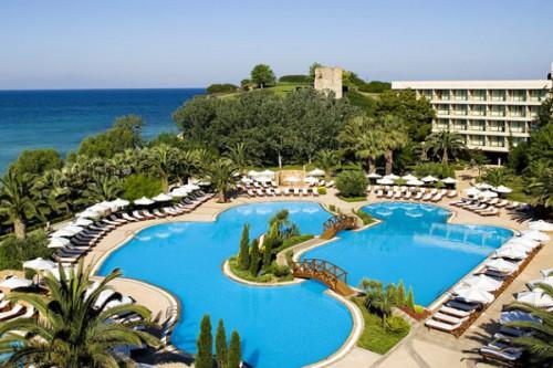 Отдых в Греции в отелях Sani Resort
