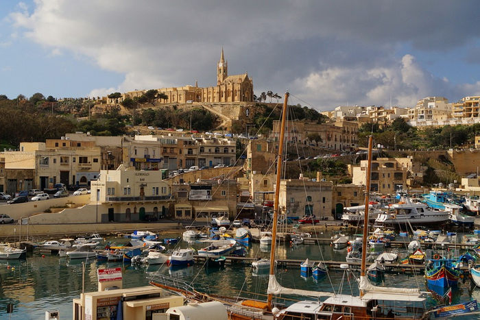 Гозо, Мальта