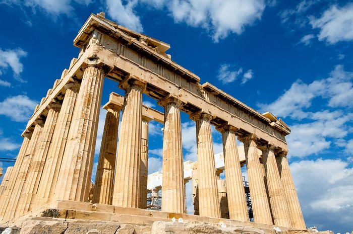 Экскурсионный отдых в Греции