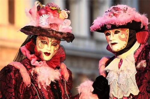 Карнавал в Венеции - вековая история