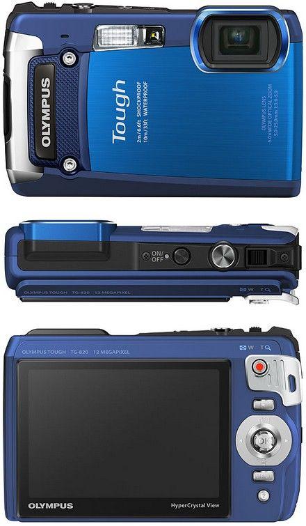 Olympus TG-820 IHS