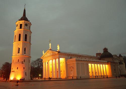 Сердце Прибалтики - Вильнюс