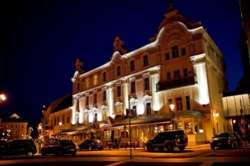 Краткий обзор гостиниц и отелей Вильнюса