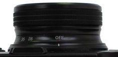 Объектив Fujifilm FinePix X10