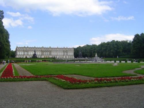 Замок-дворец Херренкимзее