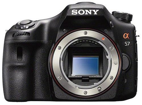 Sony Alpha SLT-A57