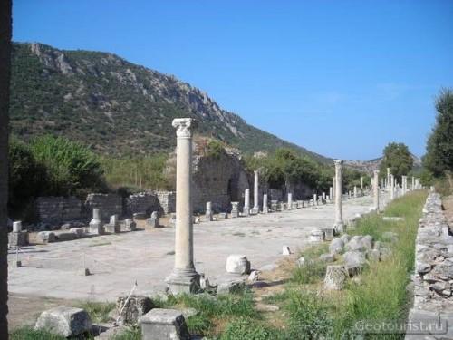 Прогулка по Эфесу