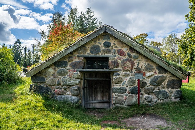 Национальный парк-музей «Скансен»