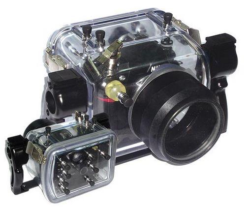 Бокс для Nikon D70