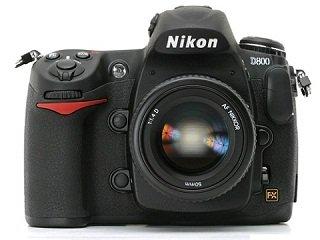 Новая прошивка для Nikon D800