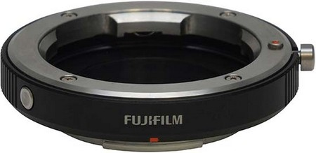 Fujifilm X-Pro1 M Адаптер