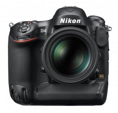 Nikon D4 - обновление прошивки (v.1.01)
