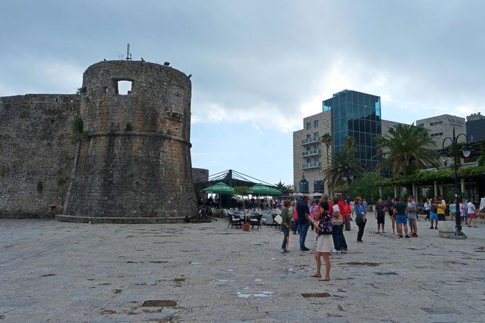 Будва, крепость