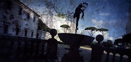 Фотовыставка «Воображаемые театры в Риме»