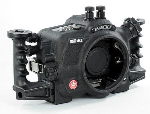 Aquatica A5D Mk III - подводный бокс для Canon EOS 5D Mark III