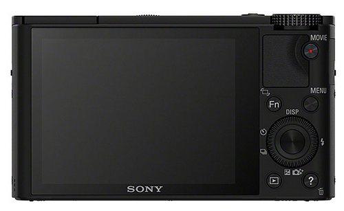 Sony DSC-RX100 - компакт с большим сенсором