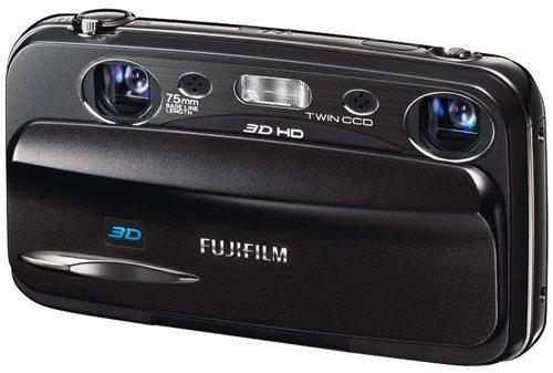 3D-камера Fujifilm FinePix Real 3D W3 как измеритель расстояний