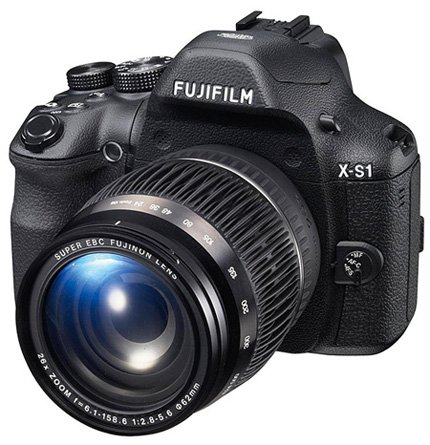 Бесплатный тест-драйв фотокамер FUJIFILM X-серии!