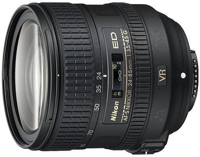Новые объективы Nikon